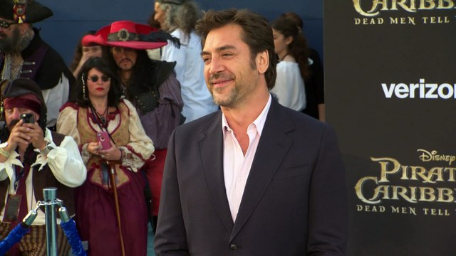 Celebrity Closeup: Javier Bardem