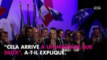 Louis Aliot séparé de Marine Le Pen, il se confie sur son avenir politique
