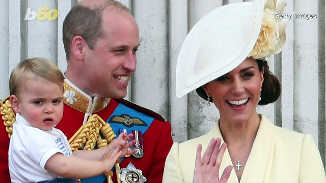 Kate Middleton Reveals  What Prince Louis Loves To Do Outside