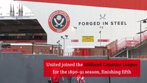 Sheffield United's early history