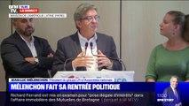 """Jean-Luc Mélenchon sur la perquisition à la France Insoumise : """"Moi seul ainsi que mes amis avons été l'objet d'une telle méthode sur les 17 mis en cause"""""""