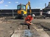 """VIDEO. Tours : un chantier """"fourmilière"""" sur l'A10"""