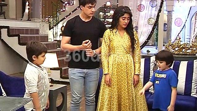 Yeh Rishta Kya Kehlata Hai | Kavirav Shocking Surprise To Kartik and Naira | ये रिश्ता क्या कहलाता है