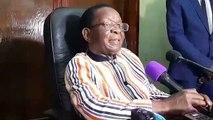 Consultations nationales : le Premier ministre Kassory chez le président de l'Assemblée nationale
