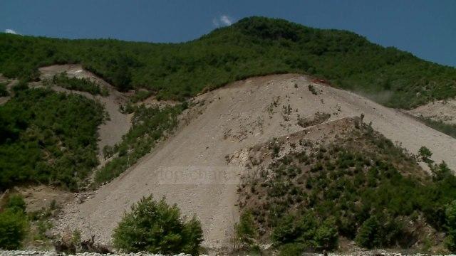 Anulohet ndërtimi i tunelit, lihet në mes rruga Kardhiq-Delvinë - Top Channel
