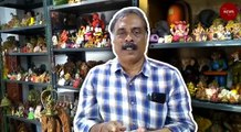 This Hyderabad man holds a world record for his collection of 19,000 Ganesha idols