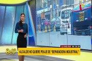 Alcalde de La Molina contra peaje de Av. Separadora Industrial