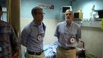Abluka nedeniyle Gazze'den çıkamayan cerrahlara yerinde eğitim (2)