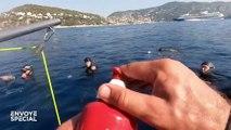 """""""Je rentre dans un état un peu méditatif"""" : quand l'apnéiste Guillaume Néry se prépare à plonger à 100 mètres"""