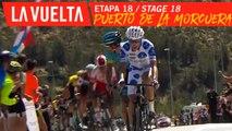 Puerto de la Morcuera - Étape 18 / Stage 18   La Vuelta 19