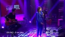 Léa Paci - À nos folies (Live) - Le Grand Studio RTL