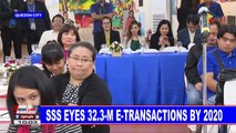 SSS eyes 32.3-M e-transactions by 2020