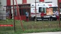 Tuzla'da bir fabrikada gaz kaçağı: 3 işçi etkilendi