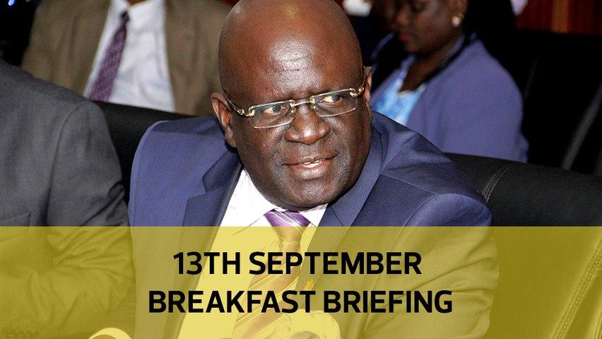 Head teachers clipped | Ruto's Coast blitz | Grandma sold grandchild: Your Breakfast Briefing