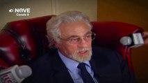 Maurizio Crozza si trasforma nel tenore Placido Domingo