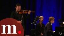 "Marc Bouchkov and Dmitry Masleev -  Schubert: Sonata ""Grand Duo"" - Verbier Festival 2019"
