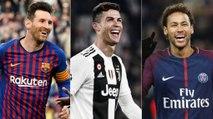 Curiosidades do ranking de jogadores do FIFA 20