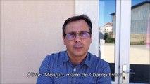 Champdivers: le maire s'exprime après la découverte de bombes de la Seconde Guerre mondiale