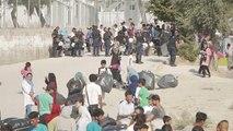 Chef von griechischem Flüchtlingslager gibt auf