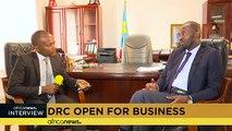Anthony Nkinzo : «L'infrastructure n'est plus une barrière [à l'investissement] aujourd'hui en RDC»