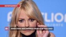 Anna Faris Won't Be Visiting New Zealand