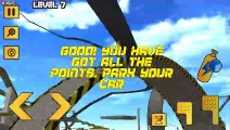 "Extreme Stunts Tracks Stunt Car Driving Games 19 ""Checkpoints"" Android Gameplay Video"