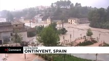 Weather alert for Alicante & Valencia after Majorca hit by severe rain