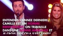 """DALS 2019 : Karine Ferri dans l'ombre de Camille Combal ? """"On a rectifié ça"""""""
