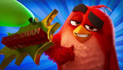 Angry Birds Filmi 2 Türkçe Dublajlı Fragman