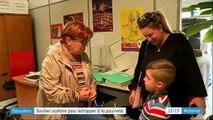 Pauvreté : le soutien scolaire du Secours populaire pour plus de chances de s'en sortir