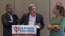 « Nous sommes poursuivis pour des raisons politiques. Il s'agit d'essayer de nous détruire » Jean-Luc Mélenchon