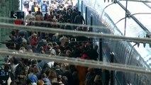 Retraites : pas (ou presque) de métro dans Paris ce vendredi