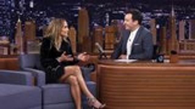 How Jennifer Lopez Convinced Cardi B to Star in 'Hustlers' | THR News