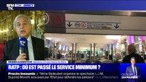 Grève RATP: Où est passé le service minimum ? - 12/09