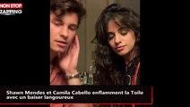Shawn Mendes et Camila Cabello enflamment la Toile avec un baiser langoureux (vidéo)