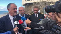 Le ministre de l'Agriculture et de l'Alimentation aux assises de la pêche et des produits de la mer