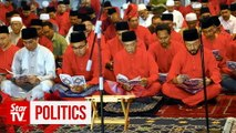 Muhyiddin reminds party members to back Dr M