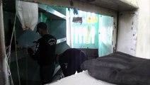 Mais de 400 presos em mais de 10 galerias foram movimentados em ação na PEC