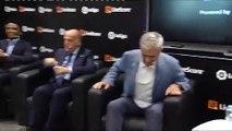 """Mourinho: """"Vine a España para hacer historia y lo conseguí"""""""
