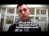"""""""Ce quinquennat oublie les plus pauvres"""", les assos attendent Macron au tournant sur l'insertion"""