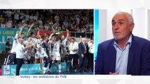 L'invité de la rédaction - 12/09/2019 - Yves Bouget, président du Tours Volley Ball