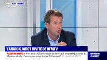"""Yannick Jadot (EELV) sur les pesticides: """"Le gouvernement reprend tous les arguments du lobby de la chimie"""""""