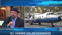 Habibie Melihat Indonesia Terlahir untuk Dirgantara