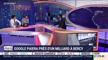 Google paiera près d'un milliard à Bercy - 12/09