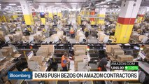 Democrats Push Bezos on Amazon Contractors