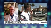 Toxicologist Alex Carll: 'Juul funding research (on vaping) is a great way to discredit science'