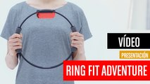 Ring Fit Adventure de Nintendo