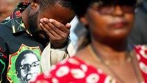 برگزاری مراسم تشییع رابرت موگابه در پایتخت زیمبابوه