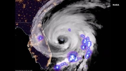 Hurricane Hunter Explains How They Track and Predict Hurricanes