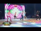 Whoops Kiri Dance with Luis, Alex and Robi